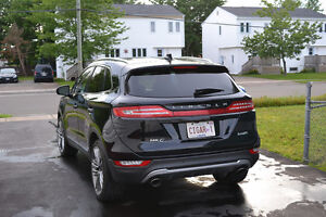 2016 Lincoln Other black with crome SUV, Crossover