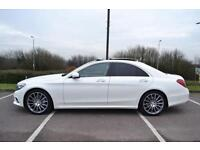 2016 16 MERCEDES-BENZ S CLASS 3.0 S 350 D AMG LINE EXECUTIVE 4D AUTO 255 BHP DIE