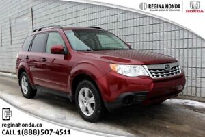 2011 Subaru Forester 2.5X at