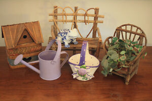 6 Spring Decor Items - Great for Mother's Day