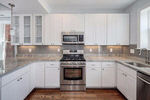 SOLID WOOD MAPLE KITCHEN CABINETRY AT IT'S LOWEST PRICE