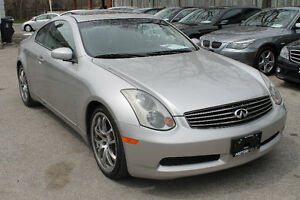 2005 Infiniti G35 Sport Coupe *24 MONTH WARRANTY*