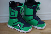 ***BRAND NEW*** DC Scout BOA Snowboard Boots 2015 Size 9