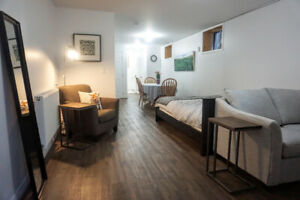 Furnished Open Bachelor a walk to Ossington Station