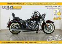 2011 11 HARLEY-DAVIDSON SOFTAIL FLSTN ST DELUXE 1584 - PART EX YOUR BIKE