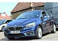 2017 BMW 2 Series Active Tourer 1.5 225xe 7.6kWh Luxury Active Tourer Auto 4WD