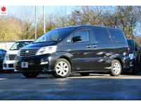 2007 (07) TOYOTA ALPHARD 3.0 V6 Automatic ROYAL LOUNGE E51 Elgrand