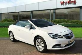 image for 2015 Vauxhall Cascada 1.4 SE S/S Convertible PETROL Manual