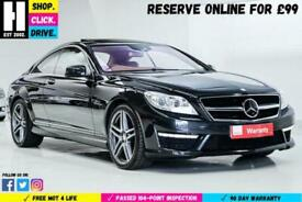 image for 2011 Mercedes-Benz CL 5.5 CL63 AMG 7G-Tronic 2dr Coupe Petrol Automatic