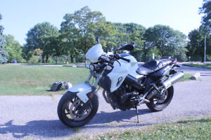 BMW F800 R - Fun and Practical
