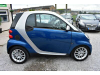 Smart fortwo 0.8cdi DIESEL BLUE/SILVER 2009 MODEL