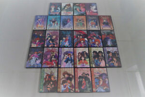 For Sale: Complete Kenshin Anime Series DVD lot