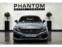 2018 Mercedes-Benz C Class 3.0 C43 V6 AMG (Premium) G-Tronic+ 4MATIC (s/s) 2dr C