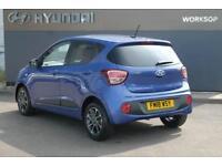 2018 Hyundai i10 1.0 Go SE Petrol Manual
