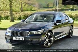 image for 2016 BMW 7 Series 730D XDRIVE M SPORT+HUD+360 CAMERA+HK SOUND Auto Saloon Diesel