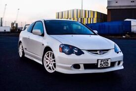 2001 Honda Integra DC5 (FULL MOT)
