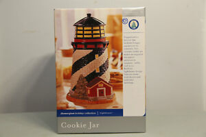 LIGHTHOUSE Cookie Jar (Canister)