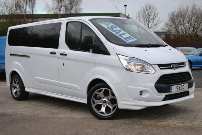 2015 ford tourneo tourneo custom 300l zetec tdci 9 seats m. Black Bedroom Furniture Sets. Home Design Ideas