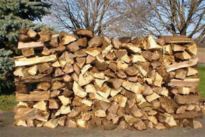 * * * FIREWOOD SUPPLY and DELIVERY * * *