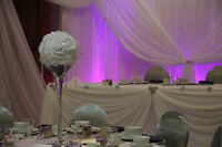 WEDDING DECORATIONS PACKAGE-1100$- by GLAMOUR EVENTS