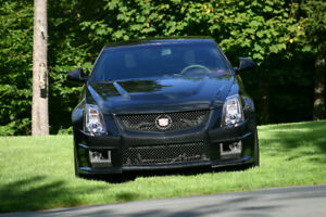 2013 Cadillac CTS-V Coupe (2 door)