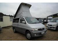 MAZDA BONGO LIFTING TOP, 6 SEATER, WITH *FULL SIDE CONVERSION*