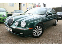 Jaguar S-TYPE 2.5 V6 auto SE PLUS+1 OWNER+IMMACULATE