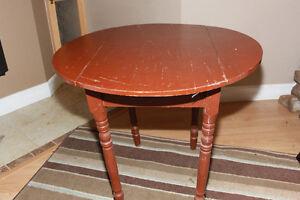 Table antique à rabats Gatineau Ottawa / Gatineau Area image 2