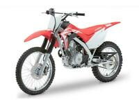 Honda CRF 125 F 2019 FI NEW MODEL FUN MX BIKE BIKE IN STOCK AT CRAIGS MOTORCYCLE