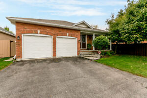 2+2 Bedroom Bungalow with finished basement