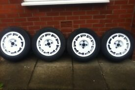 VW Pirelli alloy wheels
