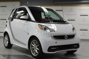 2014 smart fortwo electric drive cab