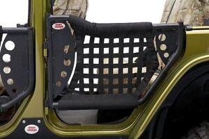 Body Armor - Trail Doors (rear) Wrangler 07-16