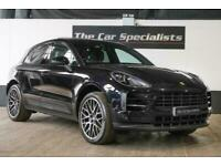 """Porsche Macan 3.0 T S PDK PANORAMIC ROOF 21"""" ALLOYS E/M HEATED SEATS FULL F/R"""