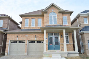 4 Br brand new detached house for rent in Brampton $2100/M