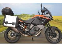 KTM 1050 Adventure 2015 ** PANNIERS, TOP- BOX, ABS, TRACTION **