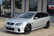 FROM ONLY $95 P/WEEK ON FINANCE* 2011 HOLDEN SV6 SPORTSWAGON Blacktown Blacktown Area Preview