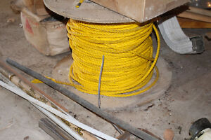 YELLOW ROPE CORD - $45 Kingston Kingston Area image 1