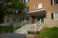 1 & 2  Bedroom Apts. available in Dartmouth, near Lake Banook.