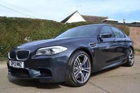 2013 BMW M5 4.4 V8 DCT 4DOOR SALOON PETROL