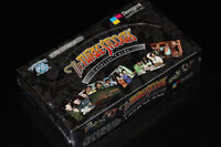 THE THREE STOOGES-COLLECTION-CARTES/CARDS-ALBUM+DISPLAY BOX(NEW)