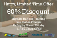 Big Data Hadoop Training-60% Discount Limited Time Offer, Hurry!