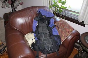 70 liter MEC backpack in excellent condition