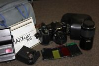 35mm SLR cameras for sale (not digitial)
