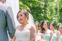 Now Booking 2018 Wedding Services