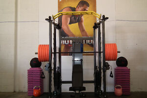 Made In Canada Functional Trainer with Power Rack On Sale