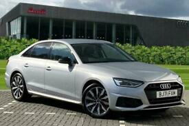 image for 2021 Audi A4 Sport Edition 35 TDI  163 PS S tronic Auto Saloon Diesel Automatic