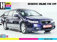 2004 Honda Accord 2.2 i-CDTi Executive Tourer 5dr Estate Diesel Manual