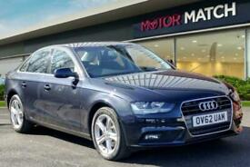 image for 2013 Audi A4 SE TDI CVT Auto Saloon Diesel Automatic