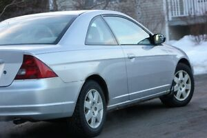2002 Honda Civic 2 door Coupe 5 speed licensed and inspected